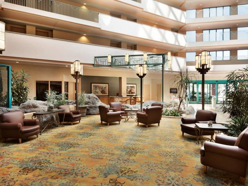 Tucson University Park Hotel Back In The Marriott Mix
