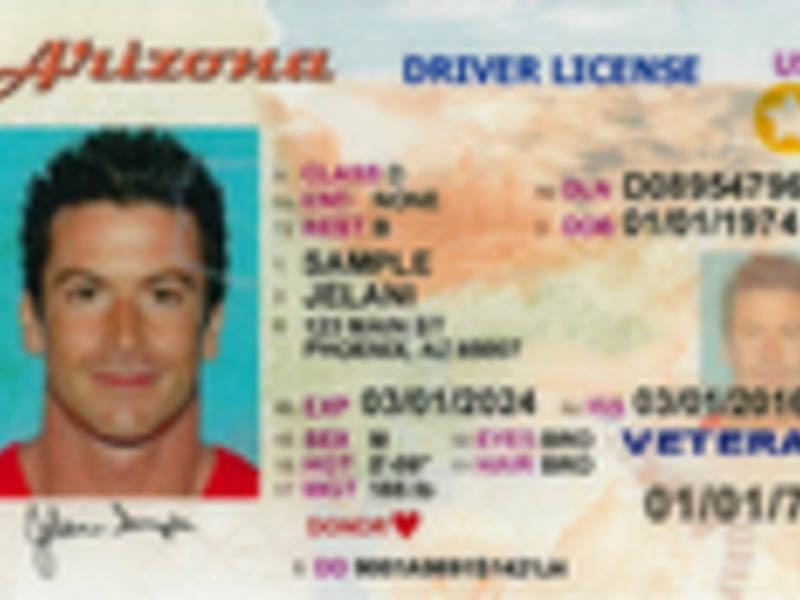 Arizona offering written drivers 39 test online phoenix for Santee business license