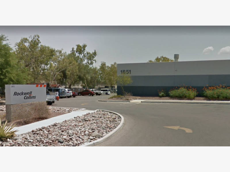 Rockwell Collins Closing Tucson Facility, Laying Off 413 People ...