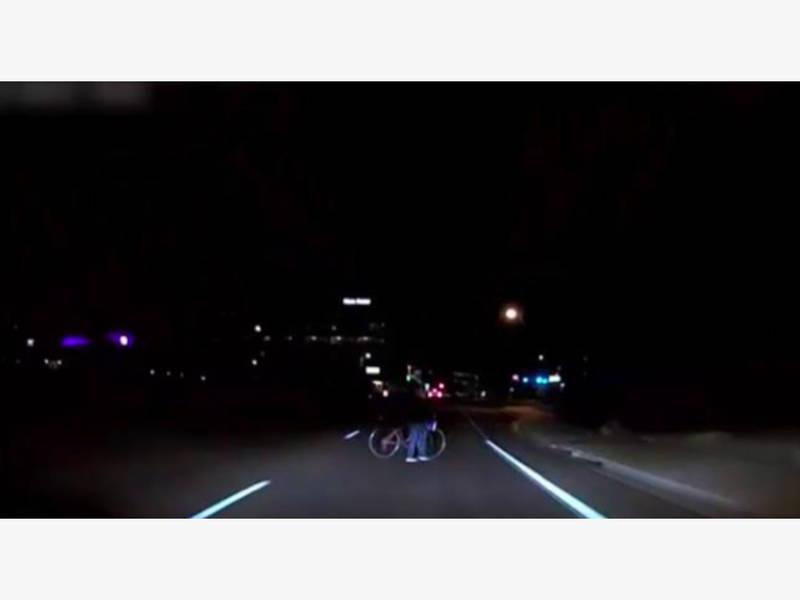 ... Uber Fatal Crash: Tempe Police Release Dashcam Video Of Incident-0 ...
