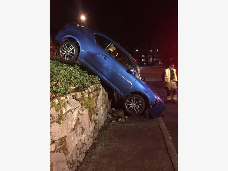 Beaverton Police Say Drunk Driver Crashed Into Fred Meyer
