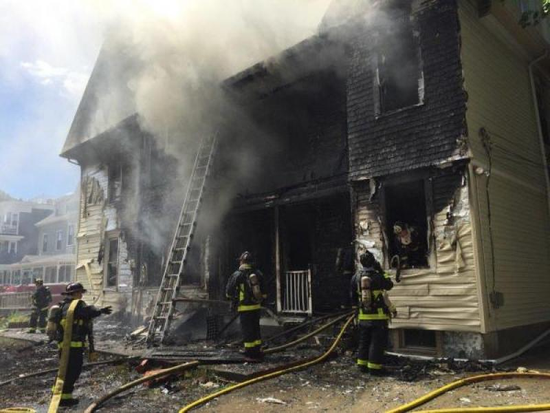 Boston Fire Department Warns Against Trend In House Fires