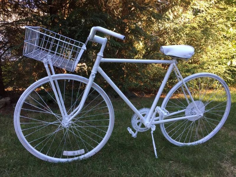Who Paints Boston\'s Ghost Bikes? | Cambridge, MA Patch
