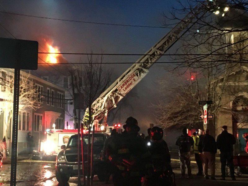 Back Up Alarm >> Cambridge Fire: Neighborhood Burned; 10 Alarms Struck; 125 ...