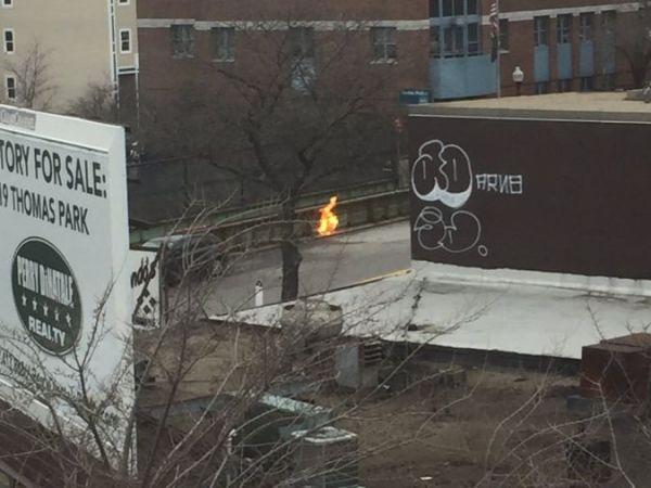 Boston Police Call Explosion Near Police Cruiser a 'Deliberate' Act