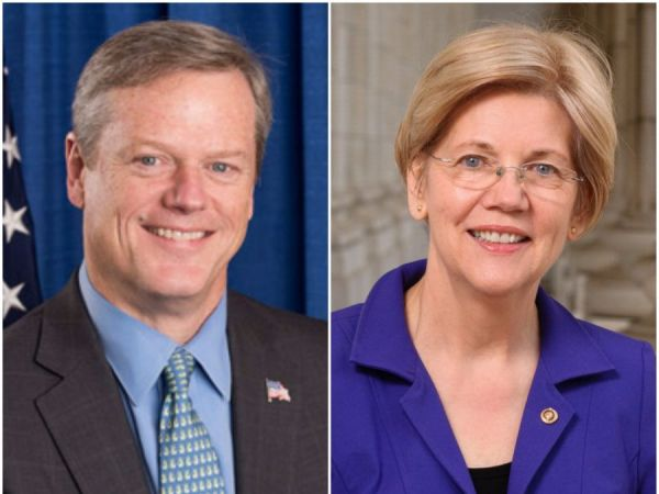 New WBUR poll suggests Elizabeth Warren may struggle in 2018