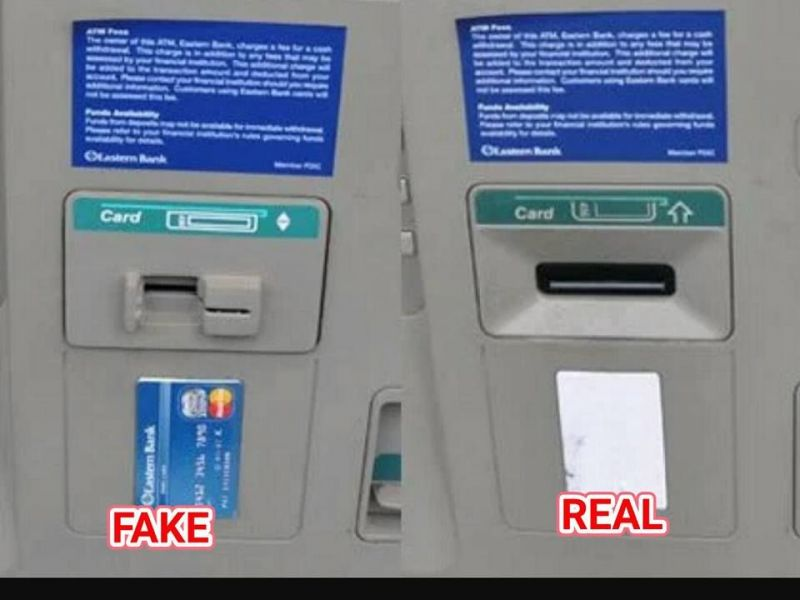 Pay Shell Credit Card >> Police Issue Warning After Card Skimmer Found on Cumberland Farms ATM | Framingham, MA Patch