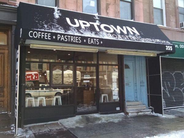 Uptown Roasters Cafe New York Ny