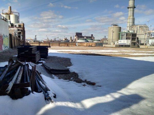 New York Cement Plants : Plans filed for ferrara bros sunset park cement factory