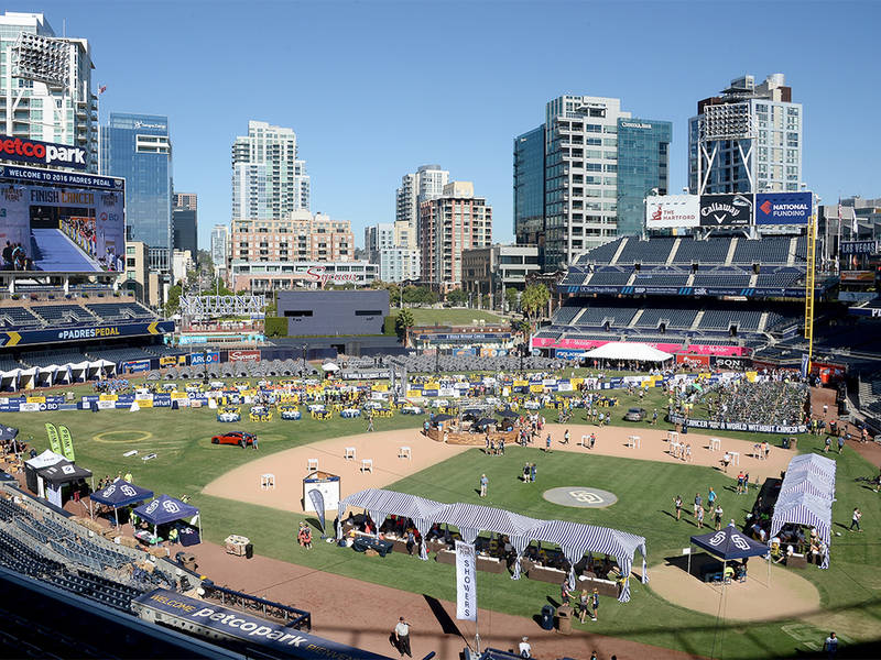 Padres Pedal the Cause is Bigger Than Ever at Petco Park ...