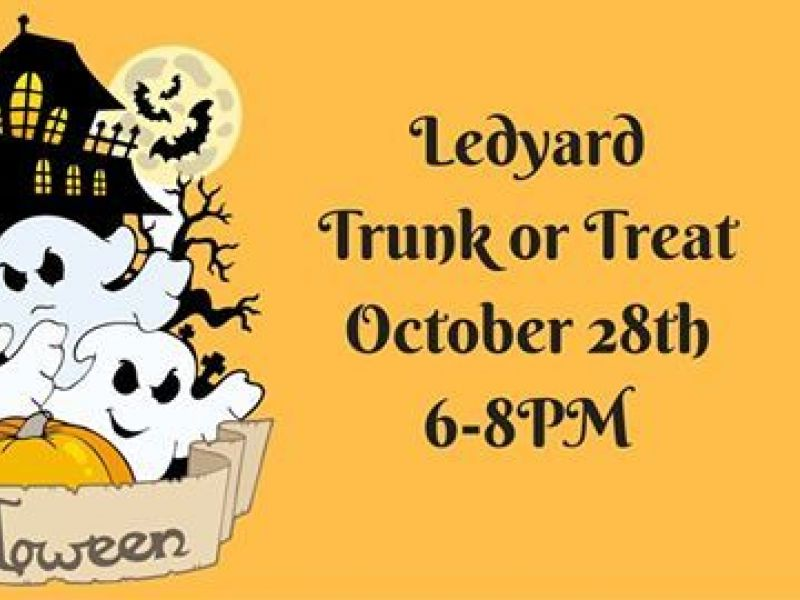Ledyard Trunk Or Treat Event Promises Fun For The Whole Family