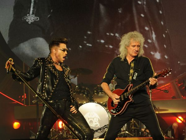 Queen's Playing Denver With Adam Lambert, Who Is No Freddie Mercury