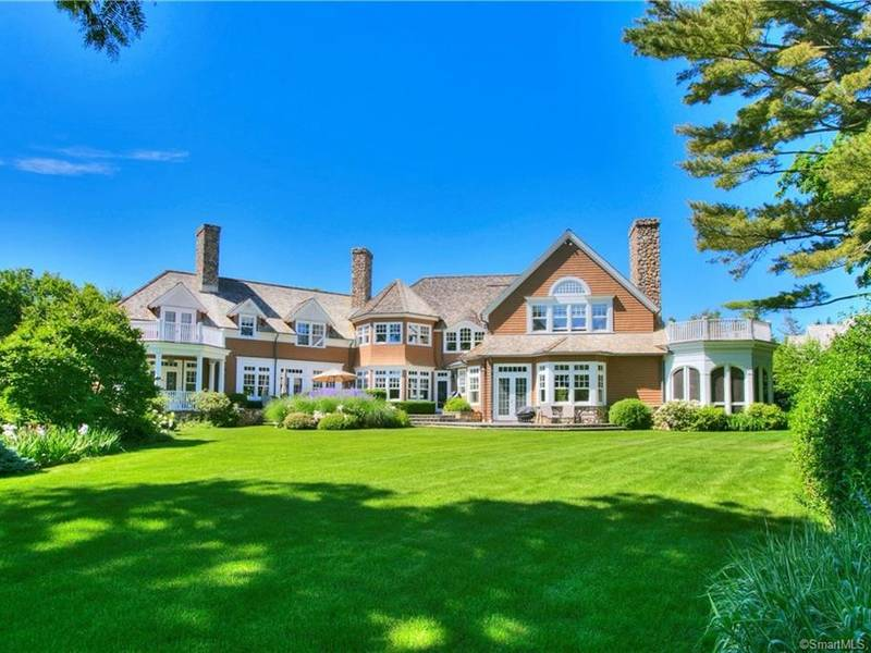 WOW House: Westport Home Offers Gorgeous Water Views, Pool