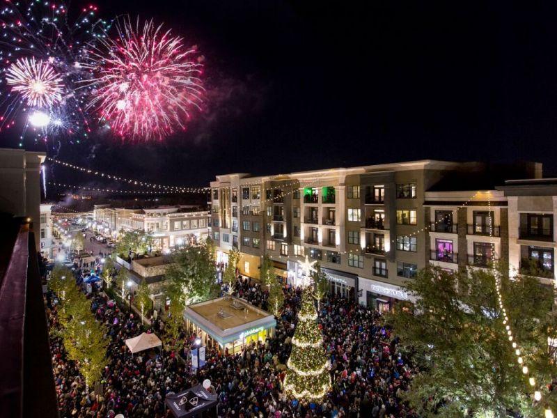 Atlanta Christmas Lights