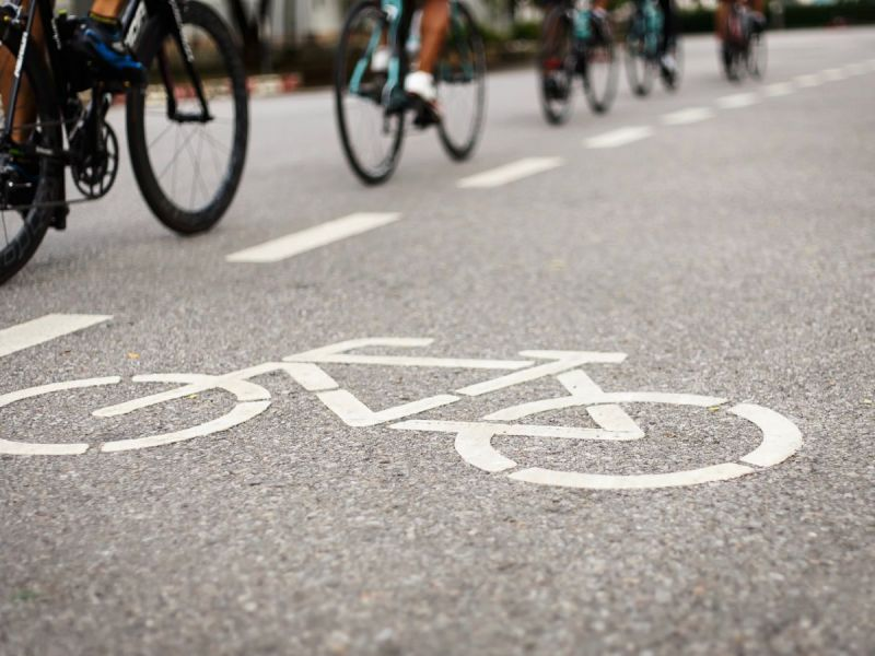 Pleasanton Reviews Pedestrian and Bicycle Master Plan