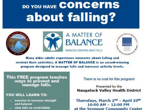 a matter of balance This commentary will present the challenges and successes of implementing and  sustaining an evidence-based falls prevention program using.