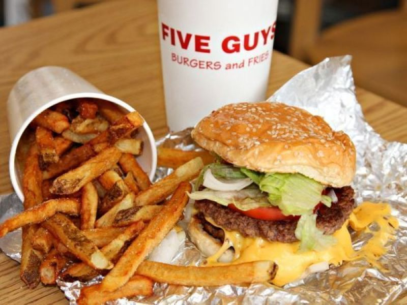 Five Guys Restaurant Day Care Planned For Oxford Development  Five Guys Restaurant Day Care Planned For Oxford Development Report