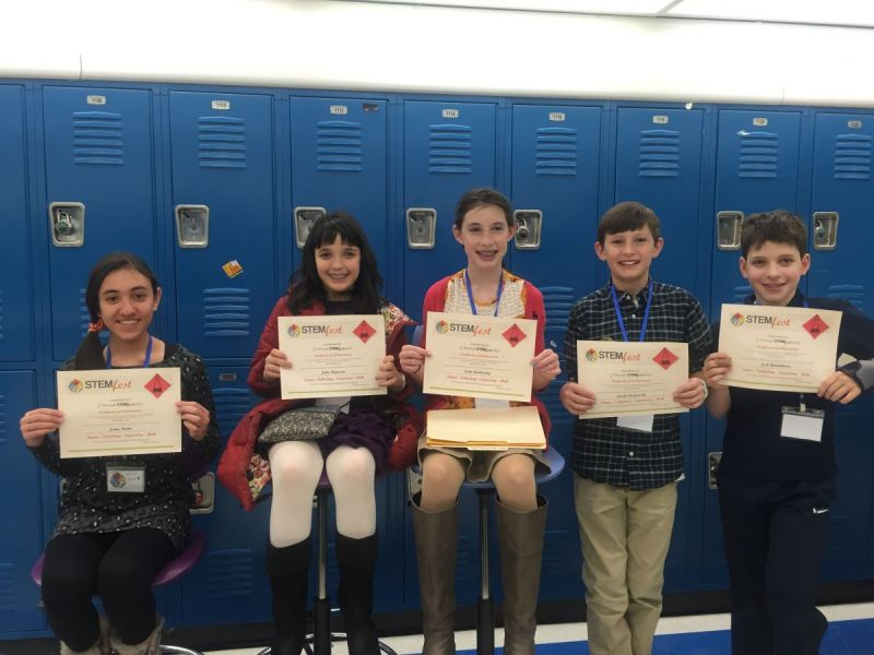 Pelham Students Participate In Science Research Fair Pelham Ny Patch
