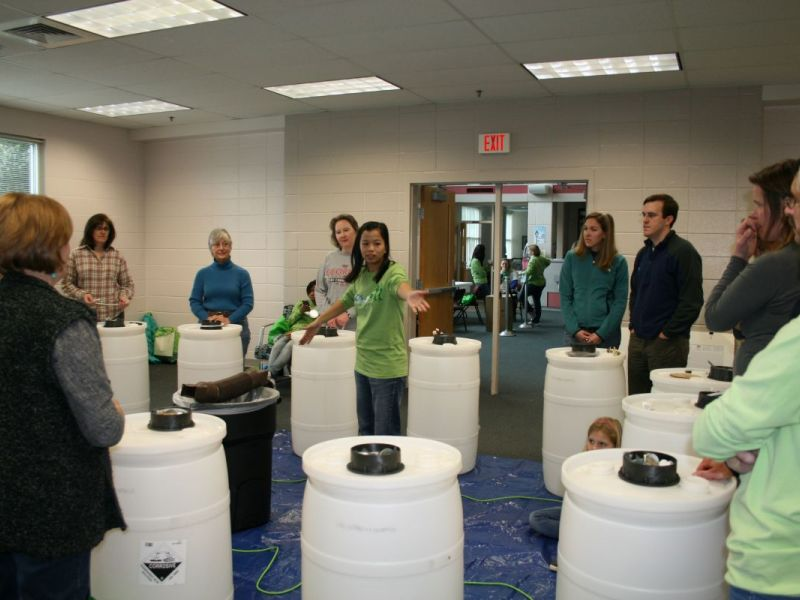 Diy rain barrel workshop offered at east roswell park roswell ga diy rain barrel workshop offered at east roswell park solutioingenieria Gallery