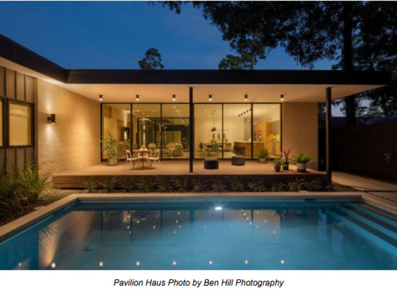 Studiomet Architects Receives Design Award Houston Tx Patch
