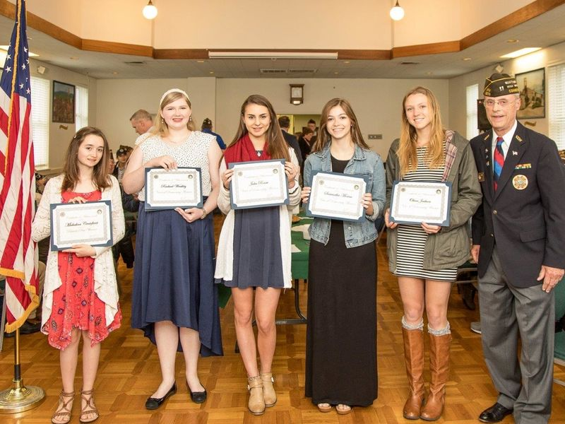 avon vfw post announces essay contest winners avon ct patch avon vfw post 3272 announces essay contest winners