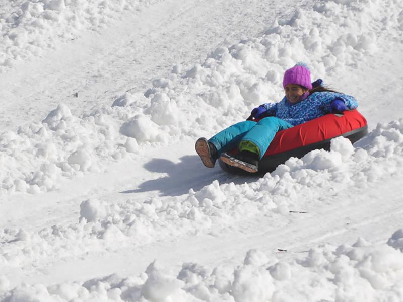 Best Snow Tubing Near Brewster