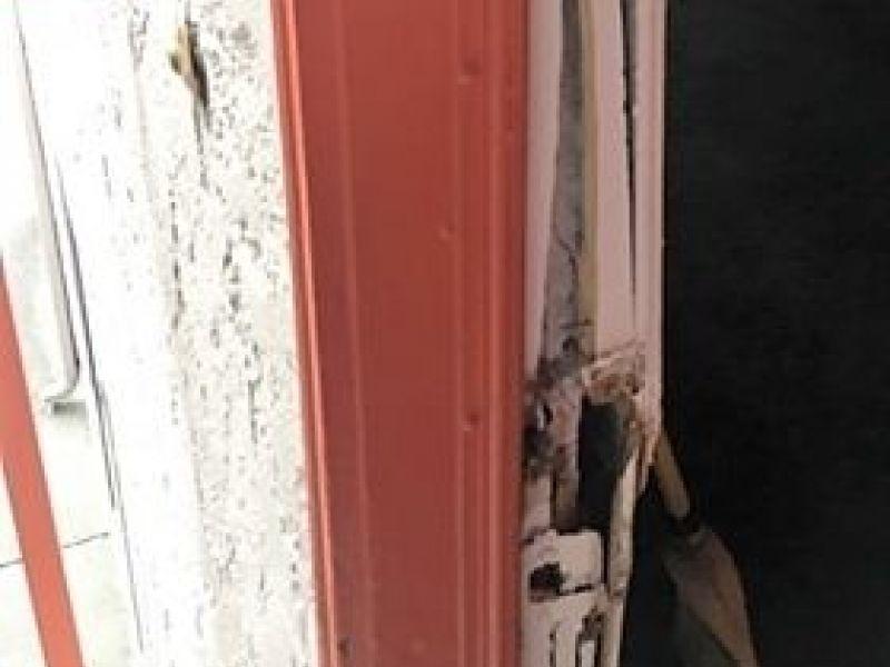 Suisun City Burglar Flees After Kicking Womanu0027s Apt. Door In & Suisun City Burglar Flees After Kicking Womanu0027s Apt. Door In ... pezcame.com