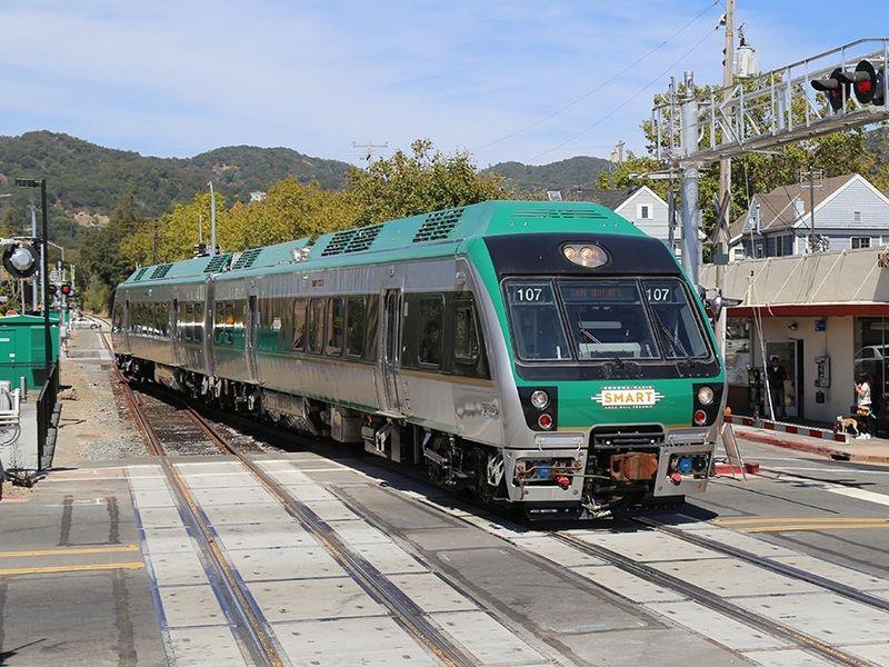 Smart Train Quiet Zones Sonoma Supes Approve Funding
