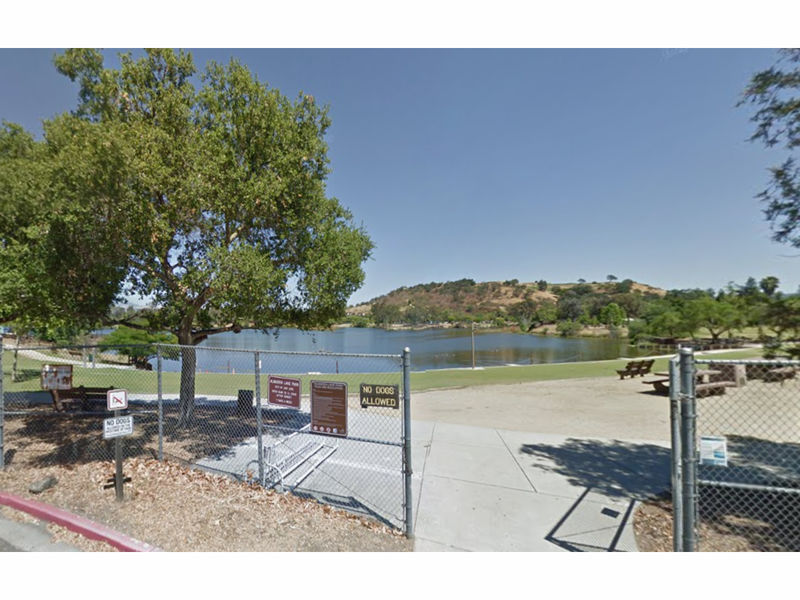 Body pulled from almaden lake id 39 d as homeless man los for San jose fishing spots