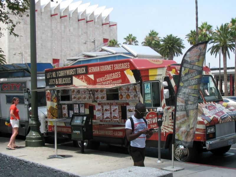 City Of Los Angeles Parking Violation >> Brentwood Complaints Could Shape New Food Truck Ordinance - Brentwood, CA Patch