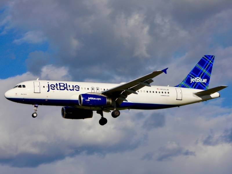 Jetblue Adds Flights To Hollywood Burbank Airport