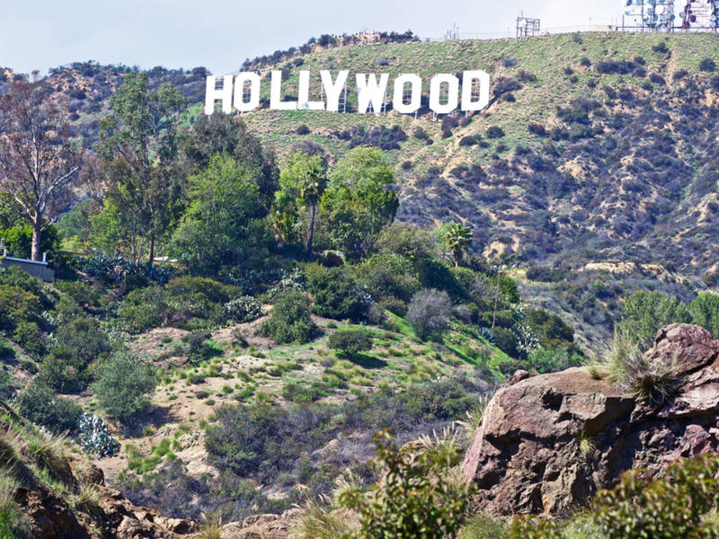 city mulls hollywood sign tram visitors center hollywood ca patch