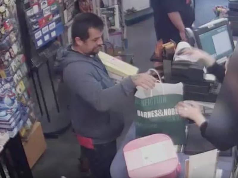 Westside Burglar Caught On Tape