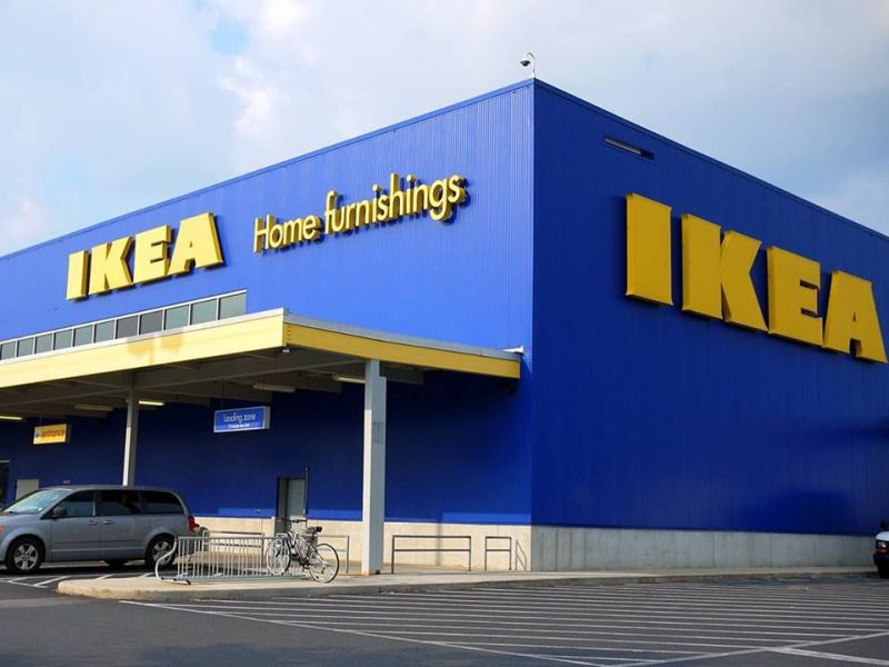 Biggest ikea in the u s opens in california montrose for Ikea burbank california
