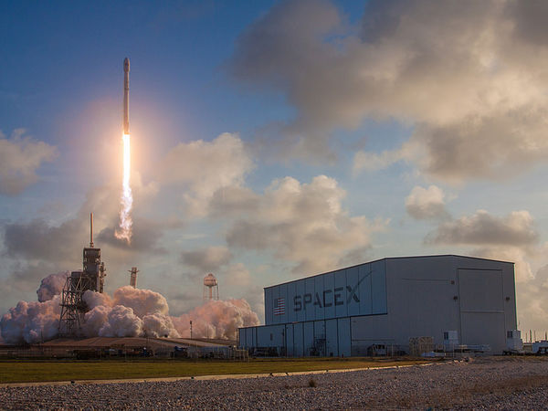 SpaceX Launches 'Spy' Satellite On A Secret Mission For The US Military