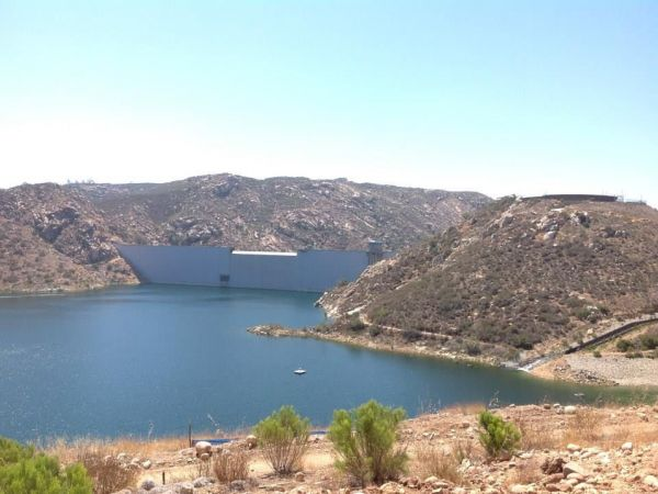 San vicente reservoir set to open to public after 8 years for Fishing license san diego