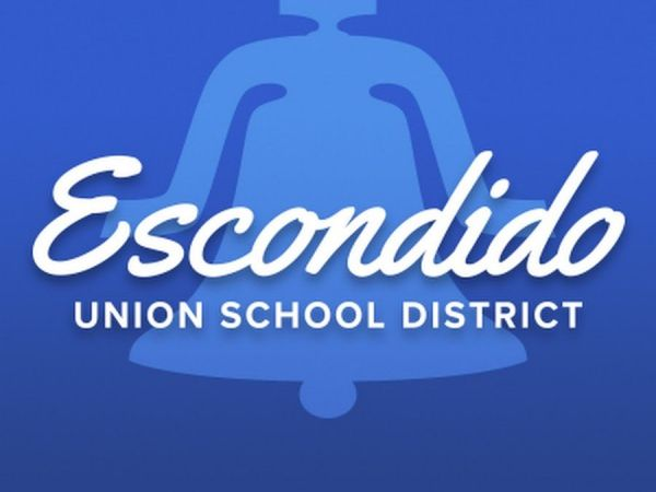 Escondido Union School District Honored By California