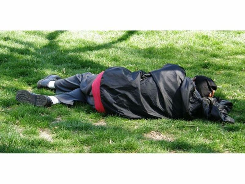 Chronic Homelessness Up In Marin County: Report | San Rafael, CA Patch