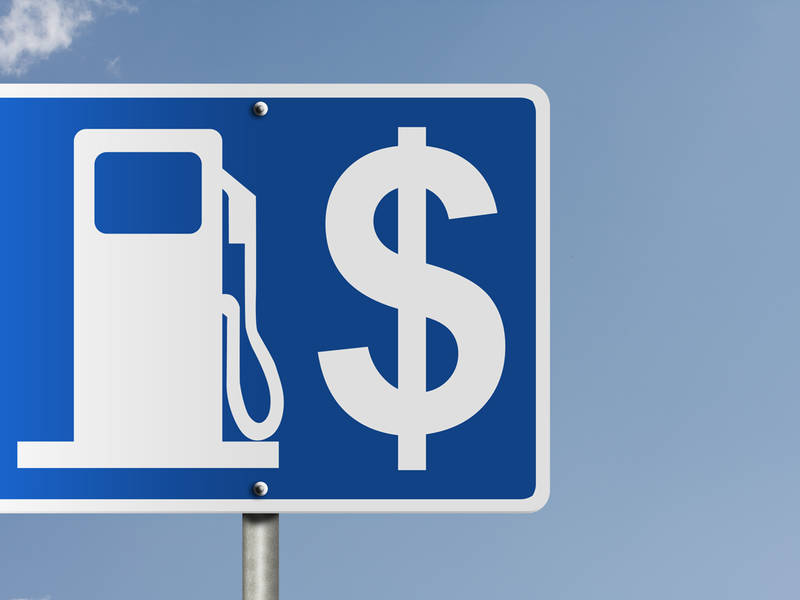 Cheapest Gas In San Diego >> Gas Prices On The Rise In San Diego County San Diego Ca Patch