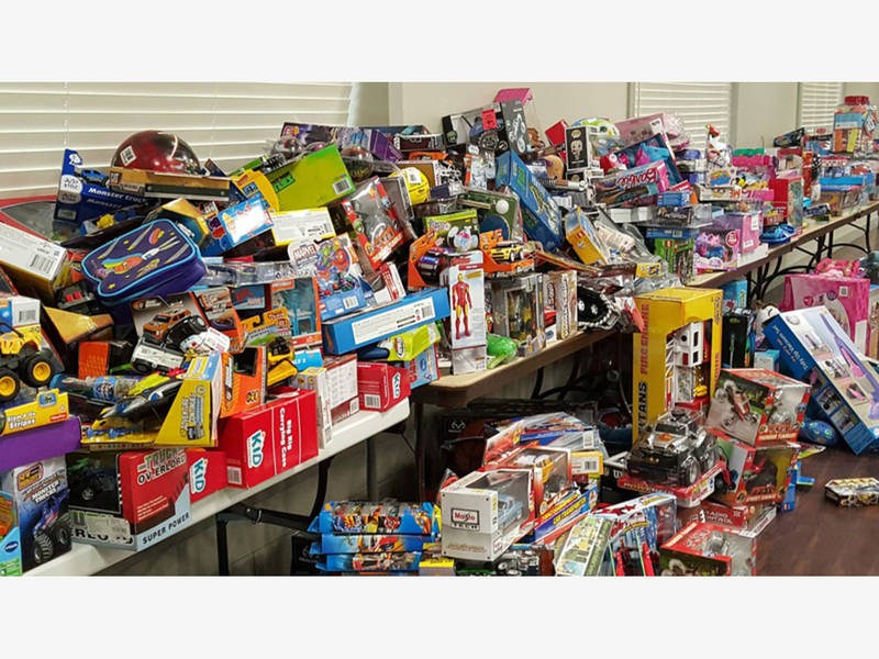 Nearly 5,000 Toy Donations Needed For Salvation Army Kroc Center