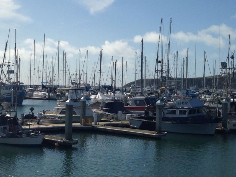 Commercial rock crab season extended from half moon bay to for Half moon bay fishing report