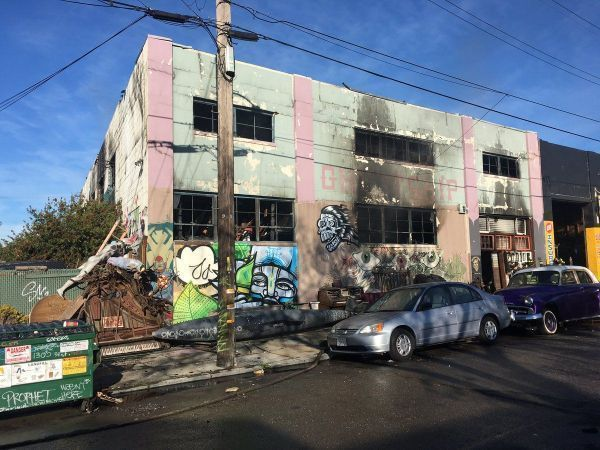 Oakland Records Give New Glimpses Into History Preceding Ghost Ship Fire