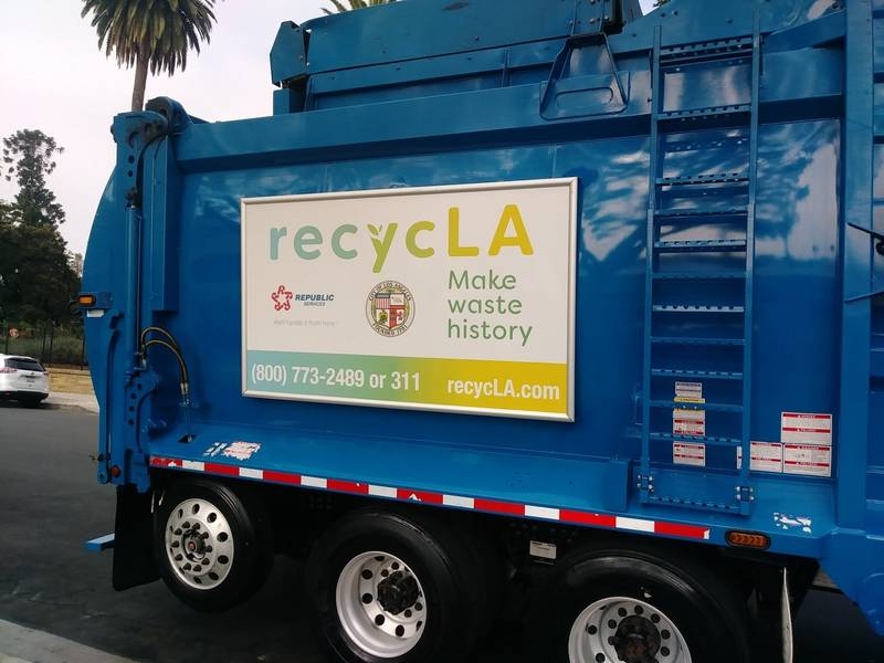 Image result for RecycLA