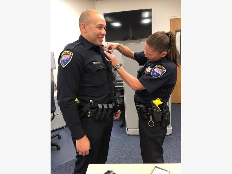 East Palo Alto Ca >> Meet Newark's Newest Police Officer | Newark, CA Patch