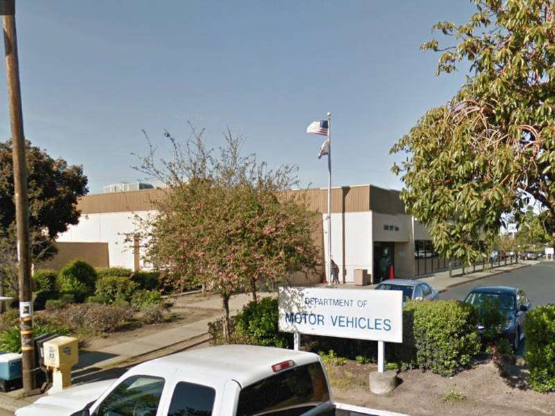 copper thieves cause flooding at oakland dmv office On oakland department of motor vehicles