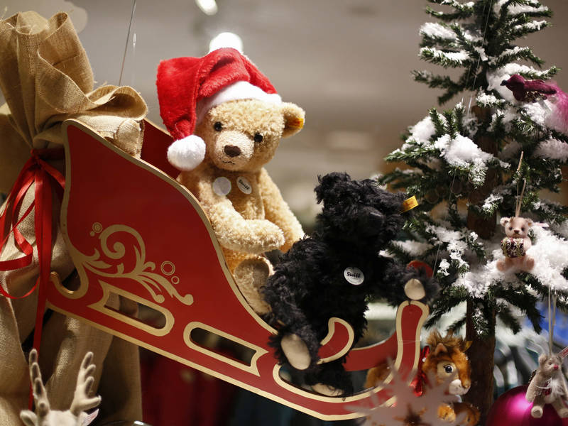 Massage Envy Joins Holiday Toys For Tots Drive Palm