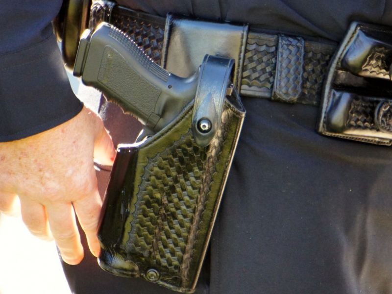 Gov Signs Pacifica Lawmaker S Bill Requiring Law Enforcement Lock