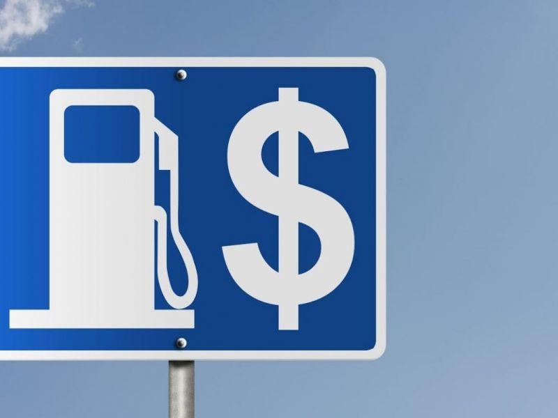 Gas Prices In Menlo Park Bay Area Jump 15 Cents Per Gallon Menlo