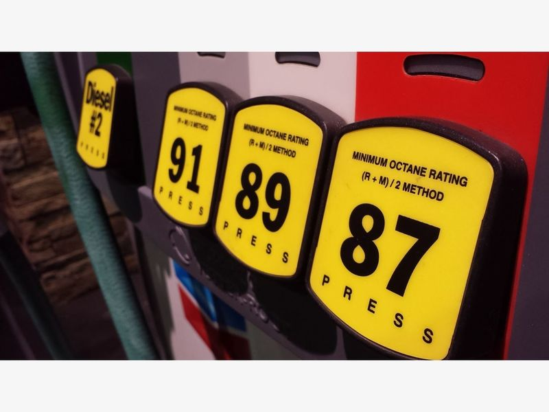 Gas S Near Murrieta Are The Most Expensive They Ve Been In 2