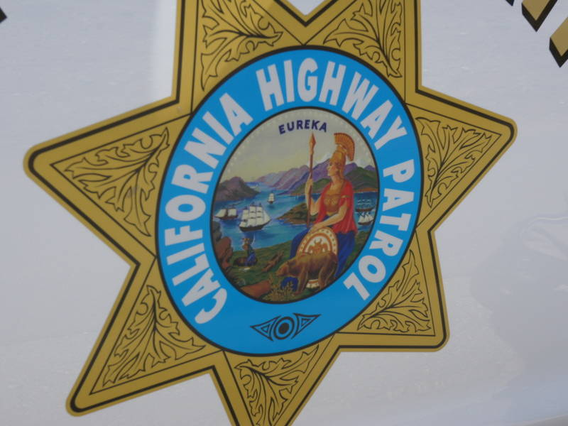 Coachella Valley CHP Out In Full Force For Thanksgiving Holiday